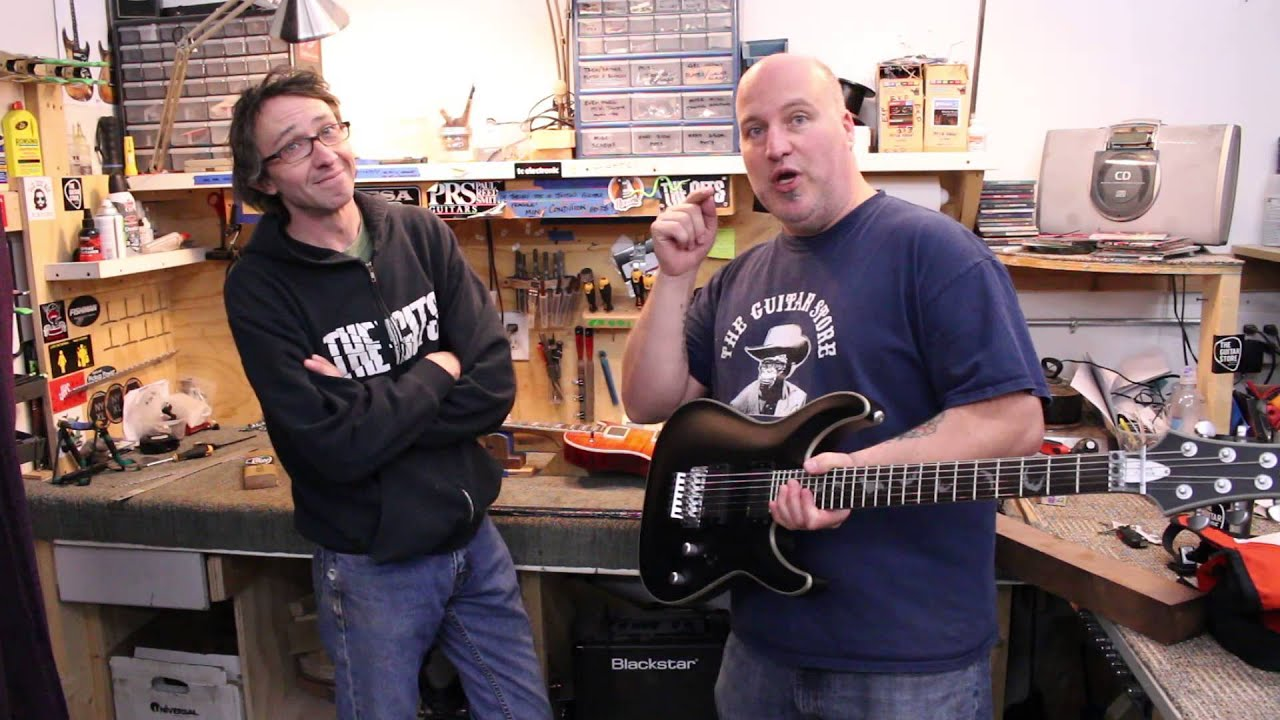 The Coolest Brick-and-Mortar Guitar Stores in the U S
