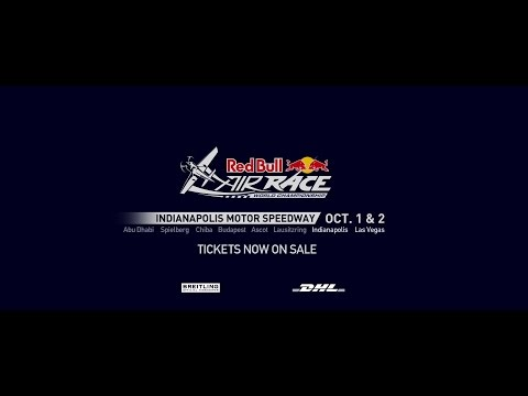 Red Bull Air Race: Indianapolis - October 1-2, 2016