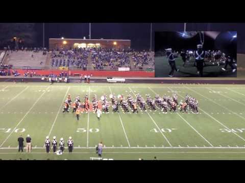Gladewater High School Band 9/16/16