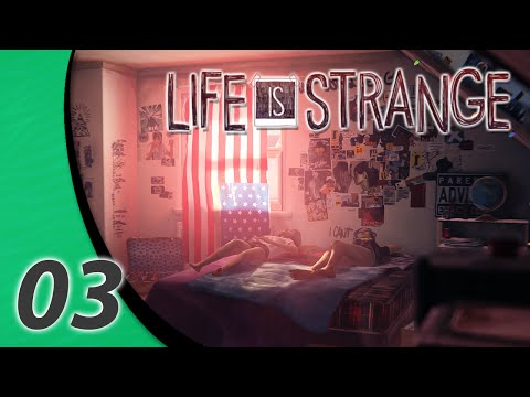 Life Is Strange: Chaos Theory Part 03: I Kissed A Girl