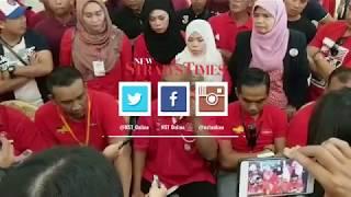 Pakatan Harapan Negri Sembilan convention ends in chaos