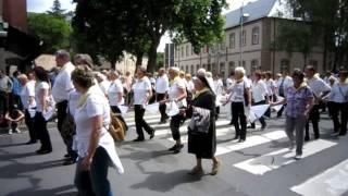 Springprocessie Echternach Harmonie Berdorf