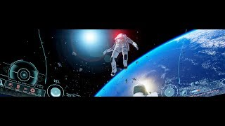 ADR1FT - Floating in space