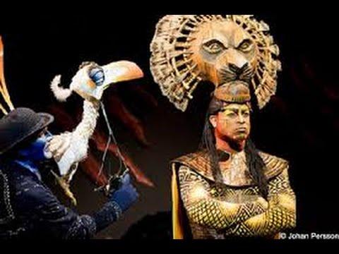 Cameron Pow BBC Life Story Interview - Zazu Broadway ... Lion King Broadway Zazu