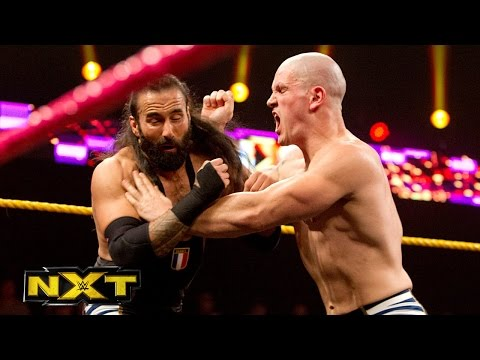 Enzo Amore & Colin Cassady vs. Sylvester Lefort & Marcus Louis: WWE NXT, Oct. 16, 2014