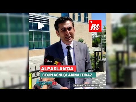 Alpaslan'da Seçim Sonuçlarına İtiraz