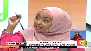 | NEWS GANG | Sonko's Drill, A long walk to backwards [Part 2]