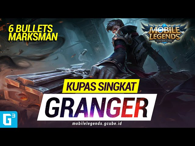 *GIVEAWAY* Kupas Singkat MM Lincah - Granger | Mobile Legends