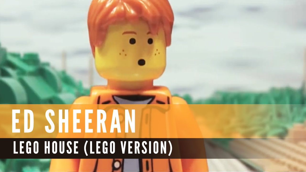 ed sheeran lego house lego version youtube. Black Bedroom Furniture Sets. Home Design Ideas