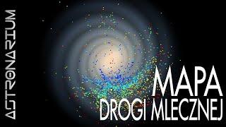 Mapa Drogi Mlecznej - Astronarium odc. 82