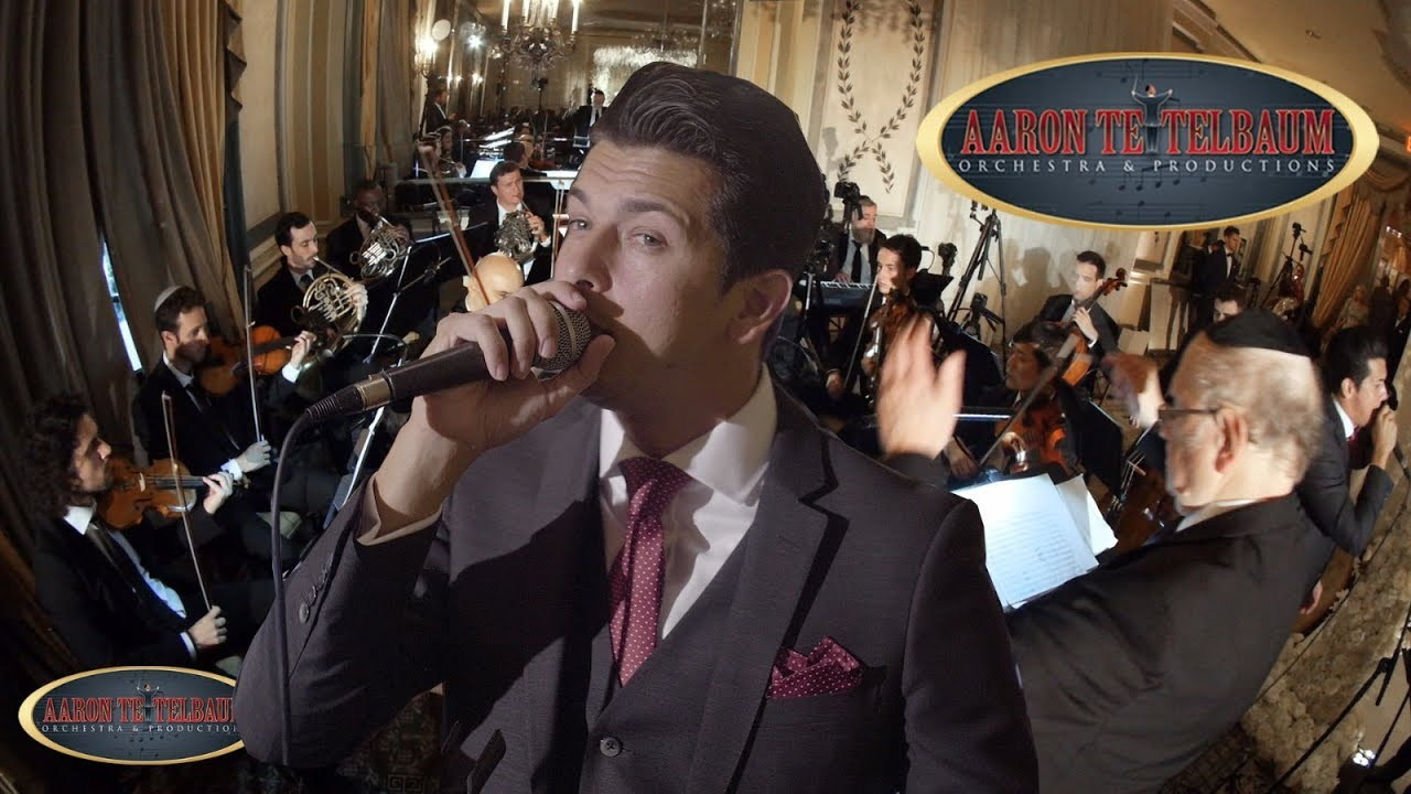 "Avi Perets ""Chupah-Pierre Hotel-NYC""An Aaron Teitelbaum Production 