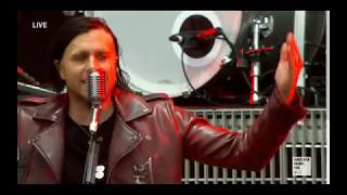 Download lagu Three Days Grace - Animal I Have Become & Seven Nation Army Cover [Live Rock Am Ring 2019]