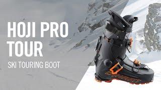 HOJI Pro Tour - revolution of the ski touring boot