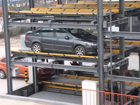 Smart Parking System-Qingdao Maoyuan Metal Group Co., Ltd
