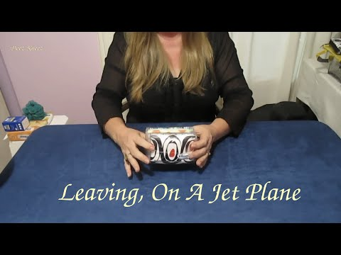 Travel Package Sounds ASMR Leaving On A Jet Plane
