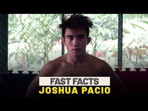 10 Things You Didn't Know About Joshua Pacio | ONE Fast Facts