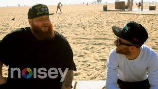 action bronson and alchemist talk innovation and extreme winter sports back forth episode 9