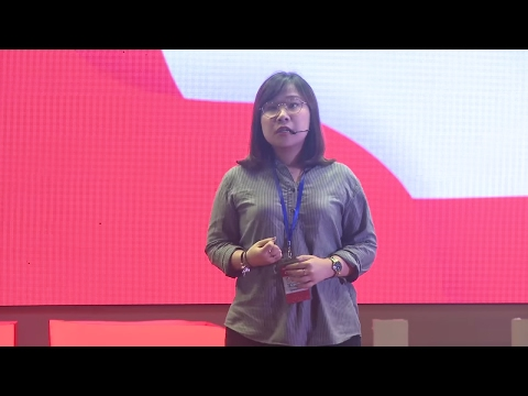 HOW CAN ART HEAL US? | Linh Nguyễn | TEDxUEH