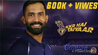 KKR new anthem 2018 with all players