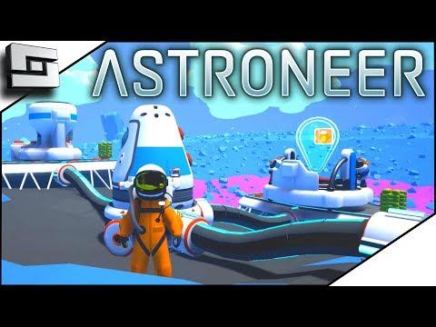 NEW ASTONEER UPDATE! - Astroneer Gameplay S2 Ep 1