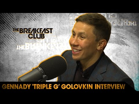Thumbnail: Gennady 'Triple G' Golovkin Talks Wanting to Fight Canelo Álvarez and His Fight with Daniel Jacobs