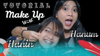 Tutorial Make Up Hanin & Hanum | Gak Perlu Mahal !!