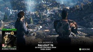 #DirectoXbox Fallout 76