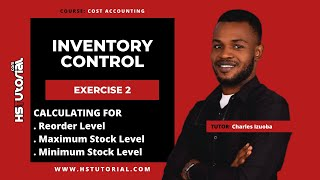 Inventory Control In Cost Accounting