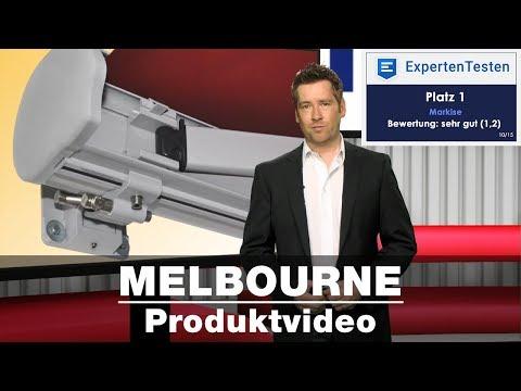 Melbourne   Kassettenmarkisen   Produktvideos der Inter Vertriebs GmbH