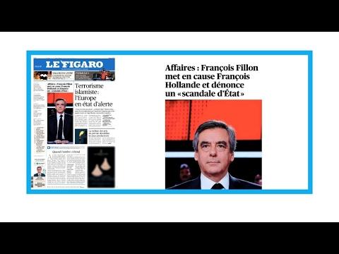 "Le ""J'accuse"" de Fillon"