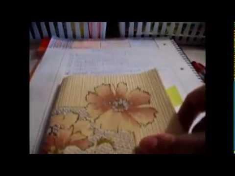 Kalender Video 2   Einen Einfachen Taschenkalender Selbst Erstellen