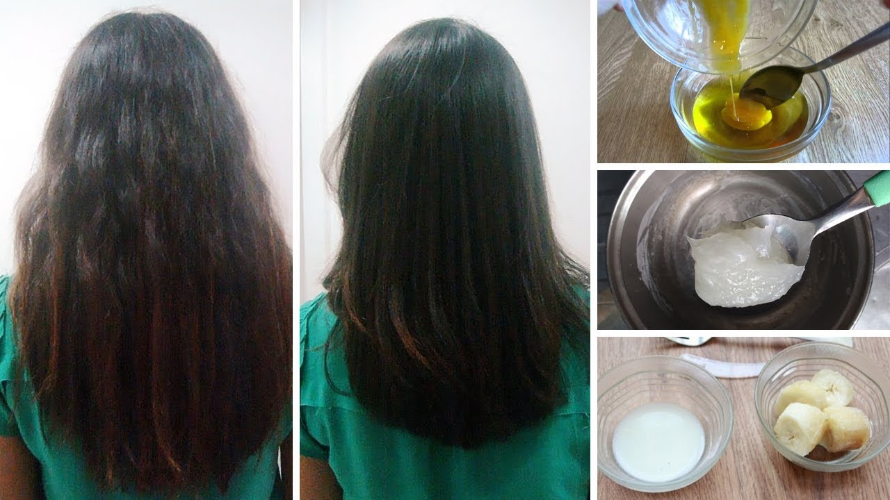how to make your hair easy to style 6 easy ways to straighten hair naturally at home 7624
