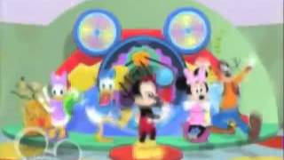 Mickey Mouse Clubhouse Hot Dog Song in Reversed & Speeded Up