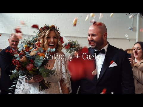 The Wool Mill , Nudo Events || Anthony + Carly Wedding