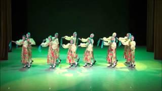 """""""Во саду ли, в огороде..."""" - Театр танца """"Возрождение"""" (Тюмень) -"""