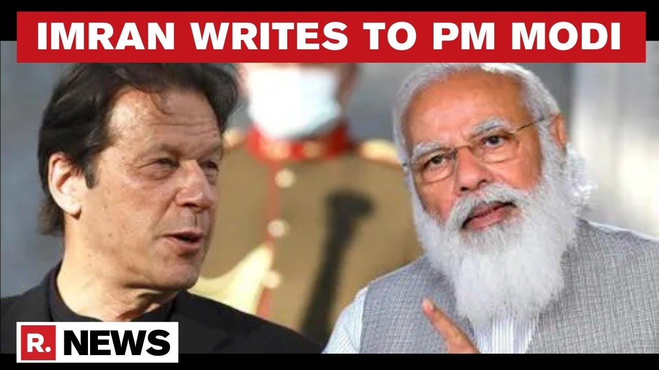 Download Pakistan PM Imran Khan Responds To PM Modi's Letter, Invokes Kashmir Again