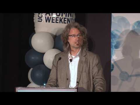 Alumni Weekend 2017 - Discovery Talks - Michael McManus