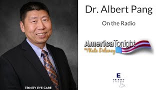 8/7/15 → Dr. Albert Pang live on National Radio
