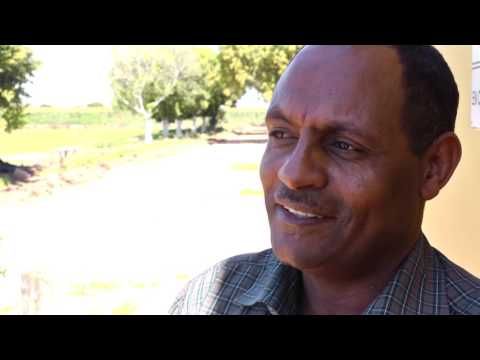 "Fentahun Mengistu, EIAR - ""We can change farmers' lives."""
