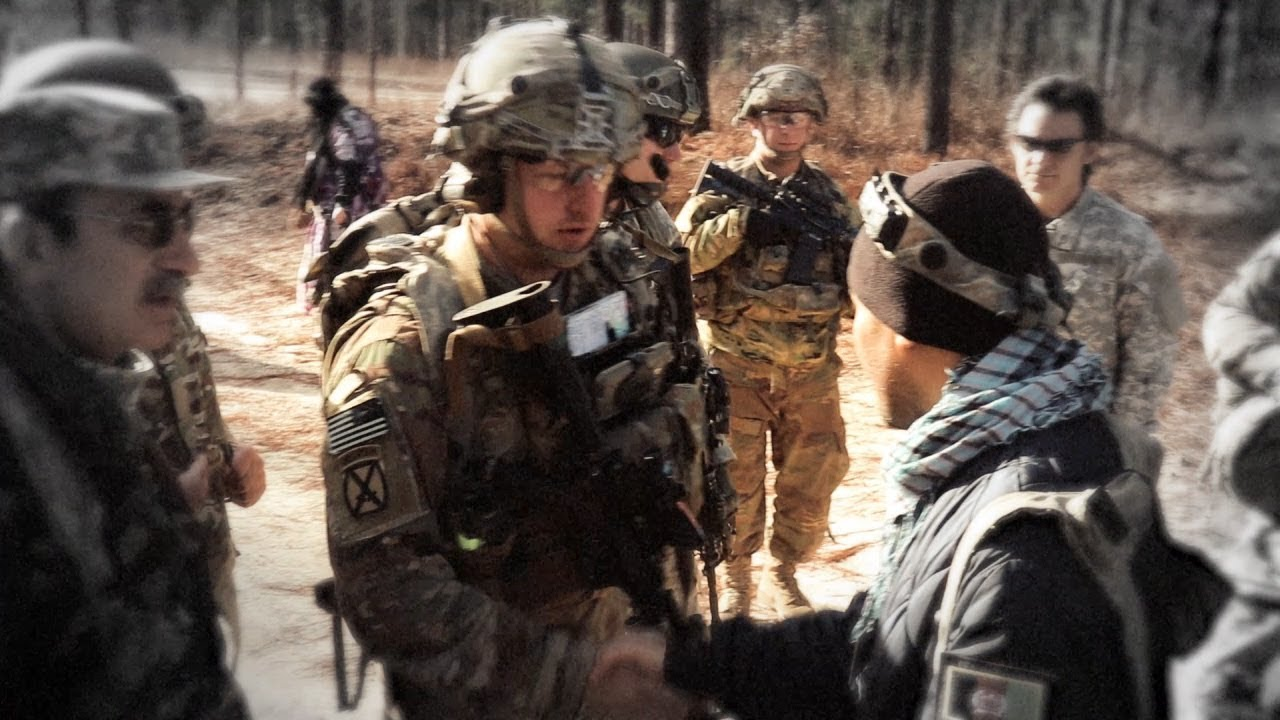 security force assistance brigade buzz youtube