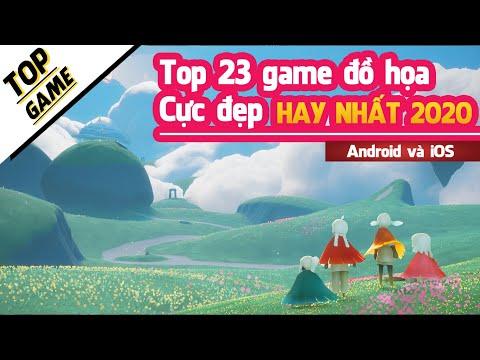 Top 23 game đồ họa đẹp nhất dành cho Android và iOS!   Bụt Gaming Official
