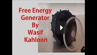 Free Energy Generator SAmE IDEaS LIkE WAsIF KAHlOoN USiNg MAgNEt