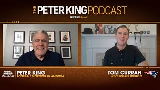 Patriots insider Tom Curran analyzes New England's opt outs | Peter King Podcast | NBC Sports