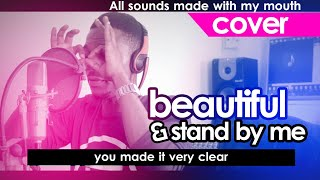 """Rhamzan - """"Beautiful"""" x """"Stand by me"""" (Official Nasheed Cover)   No Music"""