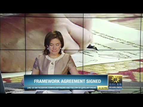 Bangsamoro Framework Agreement is forged in Malacañan - Part 7/7