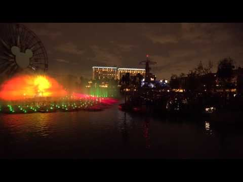 World of Color Lunar New Year 2017 Full Show