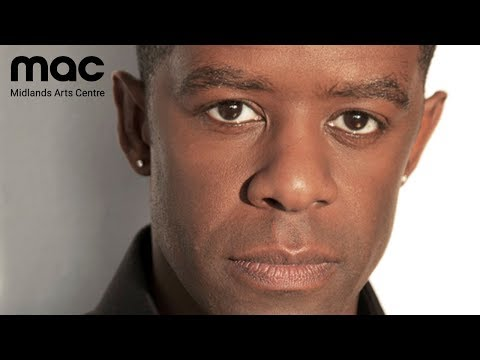 An Evening with Adrian Lester @ Midlands Arts Centre
