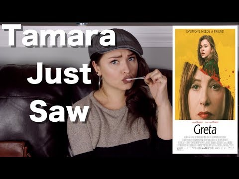 Greta  - Tamara Just Saw