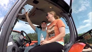 WE BUY A TRACTOR Part 1 Vlog 545