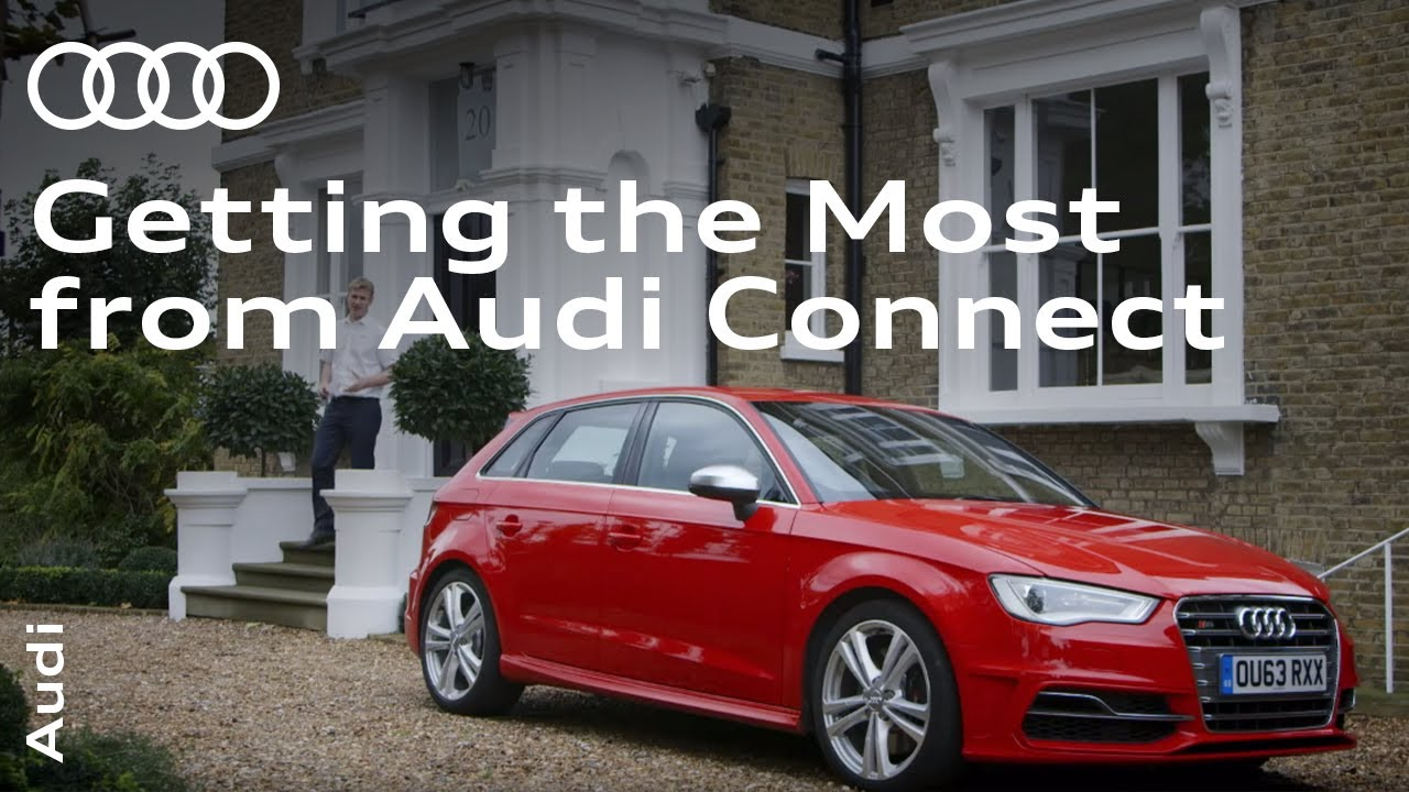 Getting The Most From Audi Connect YouTube - Audi uk